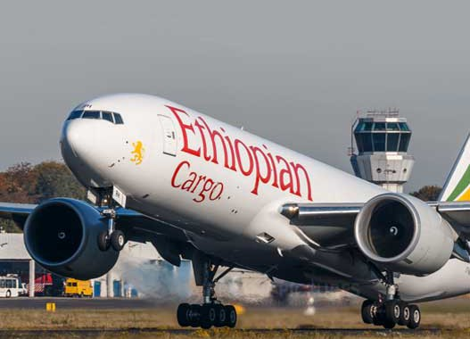 Ethiopian Cargo appoints new GSSAs for Italy and France