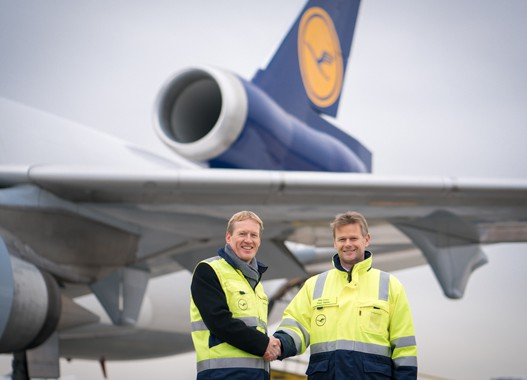 German Red Cross picks Lufthansa Cargo for transport of humanitarian aid
